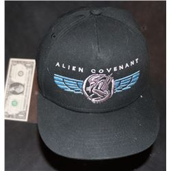 ALIEN COVENANT RARE ILM CAST AND CREW HAT