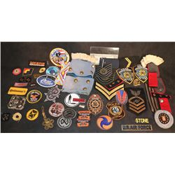 PATCHES HUGE HORDE FROM MISC FILMS