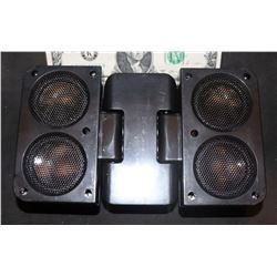 THE WAR WITH GRANDPA SCREEN MATCHED SPEAKERS