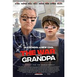 THE WAR WITH GRANDPA A ENTIRE SCREEN USED