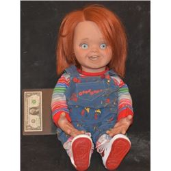 CURSE OF CHUCKY SCREEN MATCHED COMPLETE ANIMATRONIC GOOD GUY PUPPET A TRUE MODERN HORROR GRAIL!