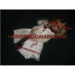 SEED OF CHUCKY HERO DEAD TIFFANY PUPPET SCREEN MNATCHED