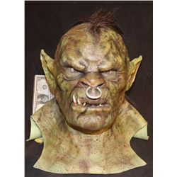 SUCKER PUNCH SCREEN USED FULL HEAD ORK MASK WITH EYES