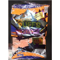 ZZ-CLEARANCE THE WAR WITH GRANDPA SCREEN MATCHED CARNEY'S CHEESE PUFFS BAG