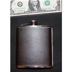 ZZ-CLEARANCE THE WAR WITH GRANDPA SCREEN MATCHED FLASK