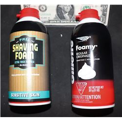 ZZ-CLEARANCE THE WAR WITH GRANDPA SCREEN USED PIKES SHAVING FOAM