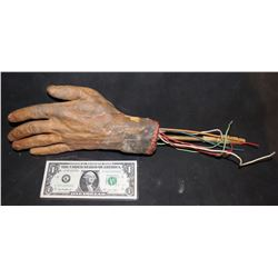 AI ARTIFICIAL INTELLIGENCE SCREEN USED ROBOT ARM FROM JUNK YARD