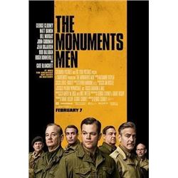THE MONUMENTS MEN A THE COMPLETE SET OF ALL 6 SCREEN USED PAIRS OF DOG TAGS