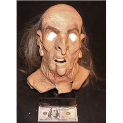 "HARRY POTTER GRINGOTTS BANK ""LIKE"" SILICONE MASK WITH HAND PUNCHED HAIR"
