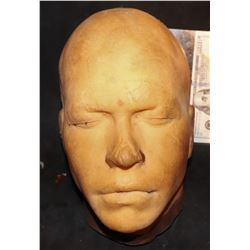 SEVERED GENERIC POLY FOAM HEAD FOR HAUNT OR INDY FILM USE