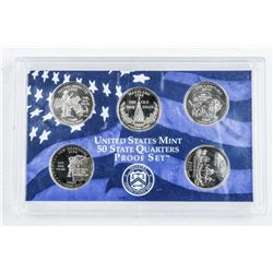 2000 US State Quarter Proof Set