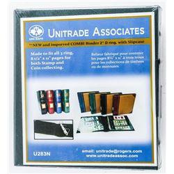 "Unitrade Combi 2"" D Ring Binder"