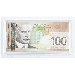 Bank of Canada 2004 100.00 Cased