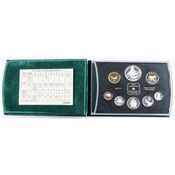 RCM Silver Proof Coin Set 2003
