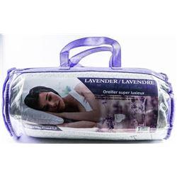 Lavender 'KING' Memory Foam Pillow