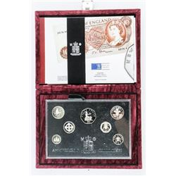 1996 UK 925 Silver Anniversary Collection  with C.O.A. LE (MAE)