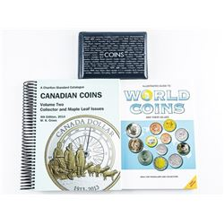 Starter Coin - Collection (24) Coins with  Book and Price Guide