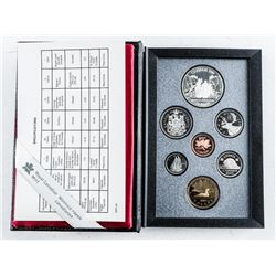 RCM 1989 Proof Coin Set
