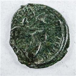 Ancient Roman Bronze Coin Constantius II  337-340 A.D.