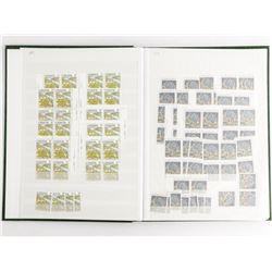 Estate Stamp Lot - Album Canada All Mint  (OEO)