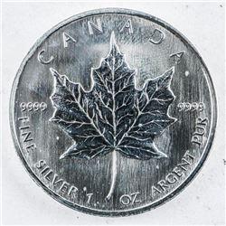 RCM 2004 Maple Leaf Coin .999 Fine Silver 1oz