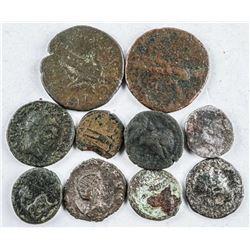 Estate Group (10) Ancient Roman Coins