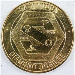 1906-1966 Saskatoon Trade Dollar