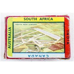 Vintage Card Game 'FLIGHT' Complete