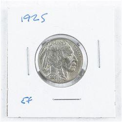 1925 USA Indian/Buffalo Nickel (EF)