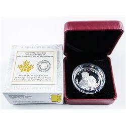 Royal Wedding .999 Fine Silver $20.00 'Harry  and Megan' LE