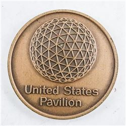 Expo 67 AMX Medal