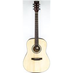Acoustic Guitar Natural Finish