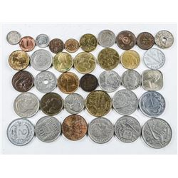 Group of Mexico Coins
