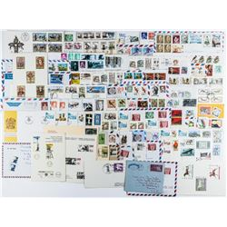 Lot of Approx 50 Stamp Covers