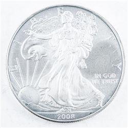 Canada 2008 Eagle Dollar .9999 Fine Dollar