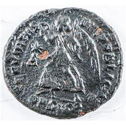 Ancient Roman Bronze Coin 'Valens' 364-378CE