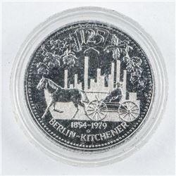 1854-1979 Kitchener Waterloo Octoberfest  Dollar