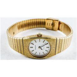 Estate - Lady's 'TISSOT' Stylist Watch, Swiss  Made, Wind Up . Goldtone