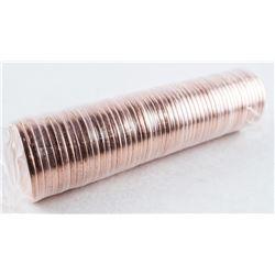 Canada's Last Penny Roll - 2012 Original  Royal Canadian Mint Roll. (MX).