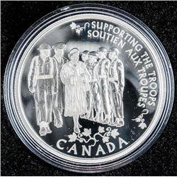 RCM 'Princess to Monarch' .999 Fine Silver  $5.00 Coin LE