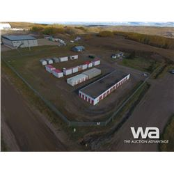 COMMERCIAL: 2.5 ACRE INDUSTRIAL LOT