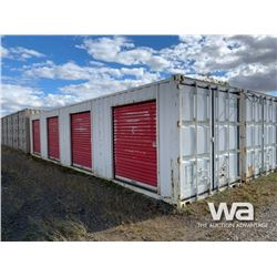 1996 8 X 40 FT. SHIPPING CONTAINER