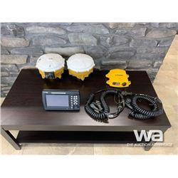 TRIMBLE CB460 3D GRADE CONTROL SYSTEM