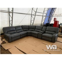 GREY POWER SECTIONAL