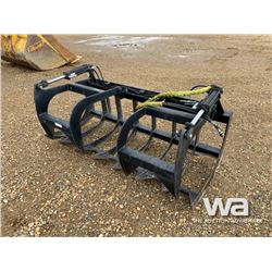 SKID STEER 66  GRAPPLE FORK