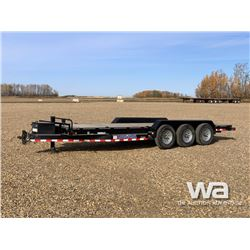 2014 LOAD TRAIL TRIDEM CAR HAULER TRAILER