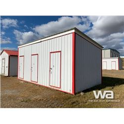 12 X 24 FT. PORTABLE BUILDING