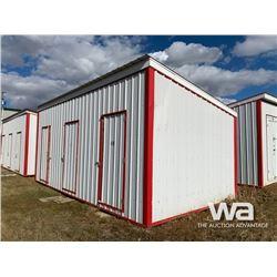 12 X 24 FT. PORTABLE BUILDING