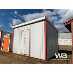 10 X 16 FT. PORTABLE BUILDING