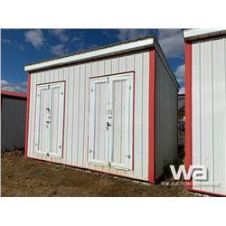 10 X 16 FT. PORTABLE BUILDING